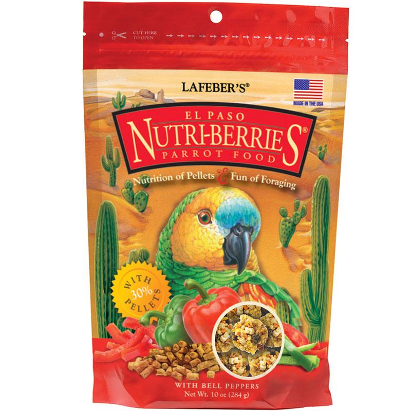parrot El Paso Nutri-Berries