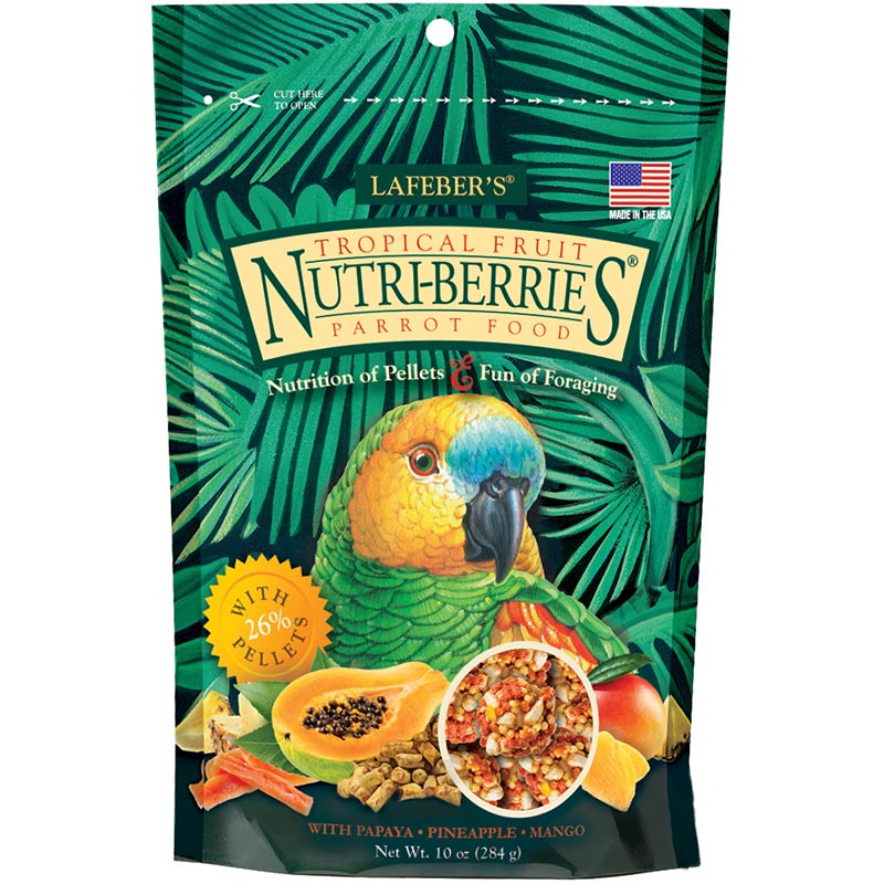 parrot Tropical Nutri-Berries
