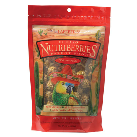 El Paso Nutri-Berries for Parrots