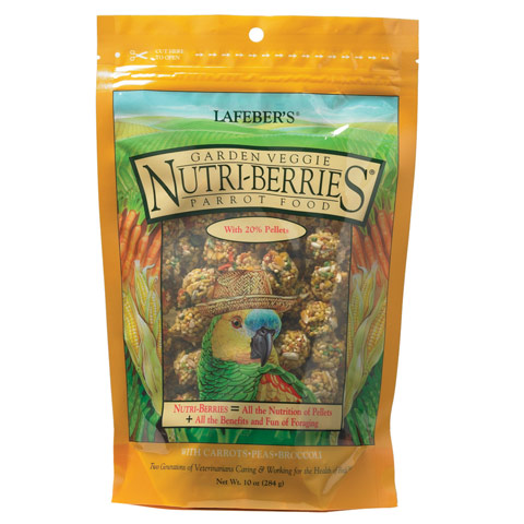 Garden Veggie Nutri-Berries for Parrots