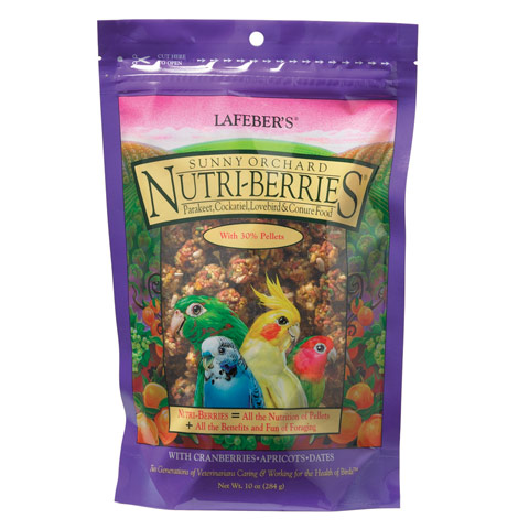Sunny Orchard Nutri-berries for small birds