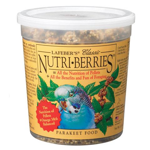 Parakeet Nutri-berreis