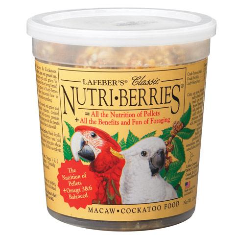 Macaw Nutri-Berries