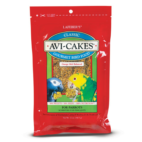 Classic Avi-Cakes for Parrots